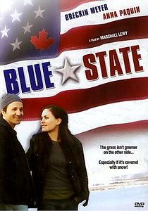 Синий штат на DVD