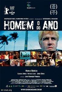 Человек года (реж. Жозе Хенрик Фонсека)  на DVD