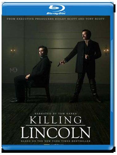 Убийство Линкольна (Blu-ray) на Blu-ray