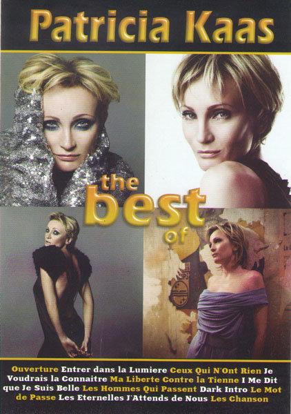 Patricia Kaas Thу best of (Patricia Kaas Kabaret / Patricia Kaas Live 2000) на DVD