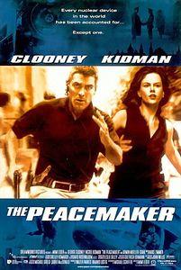 Миротворец (реж. Фредерик Форестье)  на DVD