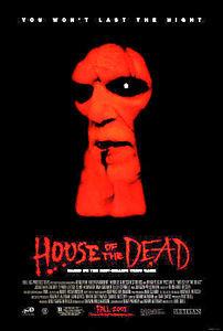 Дом мертвецов (Дом мертвых)   на DVD