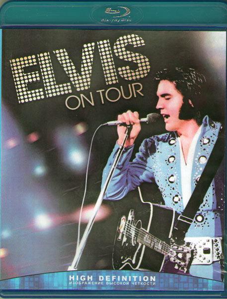 Elvis On tour (Blu-ray)* на Blu-ray