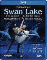 Tchaikovsky Swan Lake Чайковский (Blu-ray)