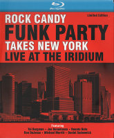 Rock Candy Funk Party (with Joe Bonamassa) Takes New York Live At The IRIDIUM (Blu-ray)*