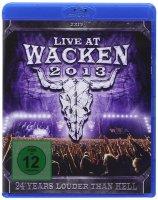 VA Live at Wacken (3 Blu-ray)