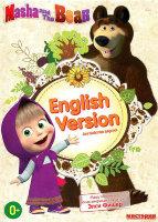 Маша и медведь Английская версия (18 серий)