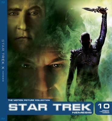 Звездный Путь 10 Возмездие (Blu-ray) на Blu-ray