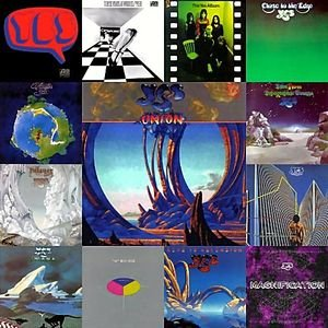 Yes - Keys to ascension на DVD