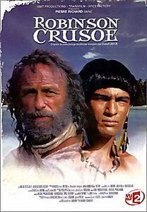 Робинзон Крузо (Тьерри Шабер) на DVD