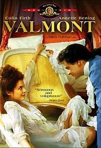 Вальмон  на DVD