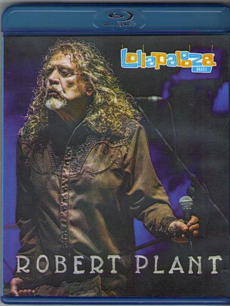 Robert Plant Lollapalooza (Blu-ray) на Blu-ray