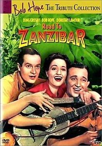 Дорога в Занзибар   на DVD