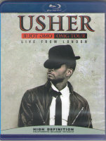 Usher OMG Tour Live From London (Blu-ray)