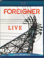 Foreigner Live (Blu-ray)*