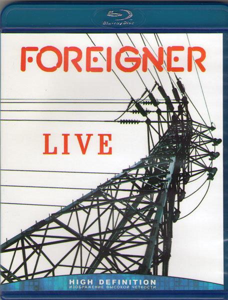 Foreigner Live (Blu-ray)* на Blu-ray