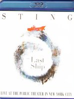 Sting The Last Ship (Blu-ray)