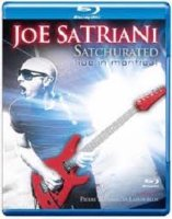 Joe Satriani Satchurated Live In Montreal (Blu-ray)*