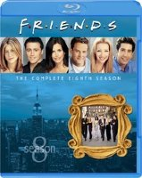 Друзья 8 Сезон (24 серии) (2 Blu-ray)