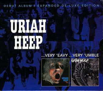Urian Heep Live in USA, Salihg the Sea of Light, Moscow and beyoud, Gypsy, Acoustica cally Driven на DVD