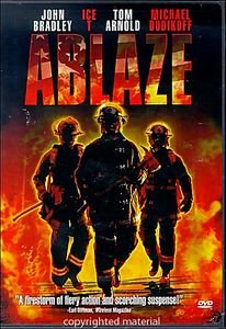 В огне (Джим Вайнорски)   на DVD