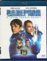 Валериан и город тысячи планет 3D+2D (Blu-ray)