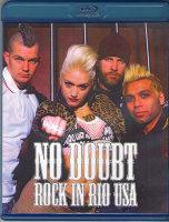 No Doubt Rock In Rio USA (Blu-ray)