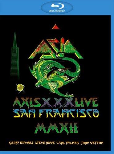 Asia Axis XXX Live San Francisco (Blu-ray)* на Blu-ray