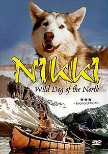 Дикий пес севера на DVD