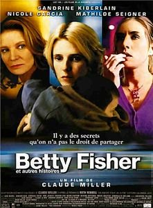 Похищение для Бетти Фишер на DVD