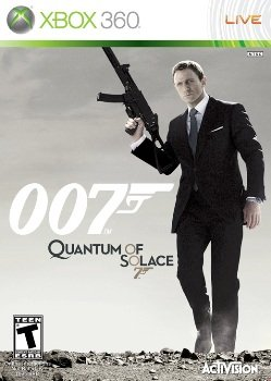 007 James Bond Quantum of Solace (Xbox 360)