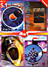 Pink Floyd: Pulse / The dark side of the moon / The wall / Delicate sound of thunder на DVD