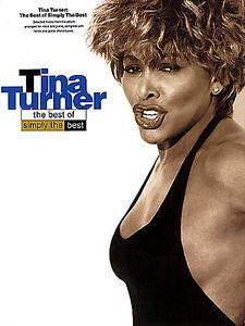 Tina Turner- Simply the best на DVD