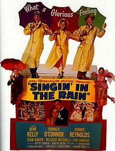 Поющие под дождем / Cемь невест для семерых братьев на DVD