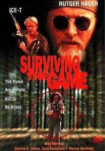 Игра на выживание (Без полиграфии!) на DVD