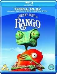 Ранго (Blu-ray) на Blu-ray