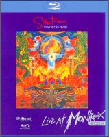 Santana Hymns For Peace Live At Montreux 2004 (Blu-ray)*