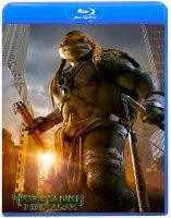 Черепашки ниндзя (Blu-ray)