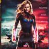 Капитан Марвел (Blu-ray)*