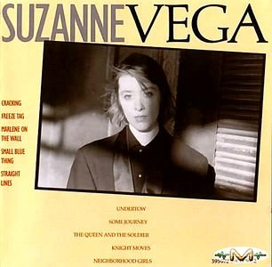 Suzanne Vega - Retrospective:the best of на DVD