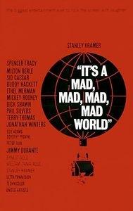 Этот безумный, безумный, безумный, безумный мир  на DVD