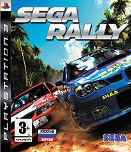 SEGA Rally (PS3)