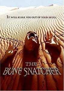 Похититель костей на DVD