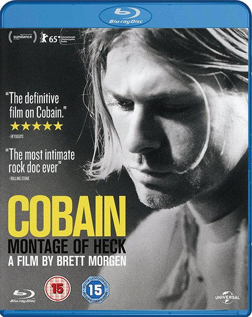 Курт Кобейн Чертов Монтаж (Blu-ray) на Blu-ray