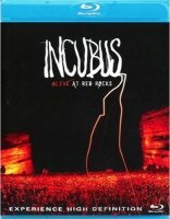 Incubus Alive at red rocks (Blu-ray)