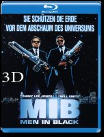 Люди в черном 3D+2D (Blu-ray 50GB)
