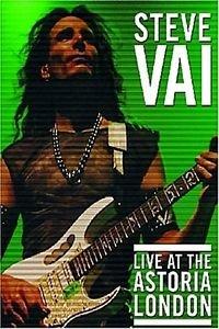 Steve Vai - Live at the Astoria London (2003) на DVD