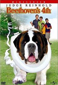 Бетховен 4 на DVD