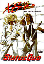 Status Quo - XS All Areas. The Greatest hits на DVD