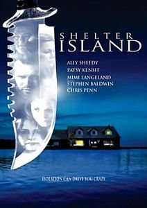 Остров крови на DVD